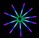 Video Tube Chandelier Starburst